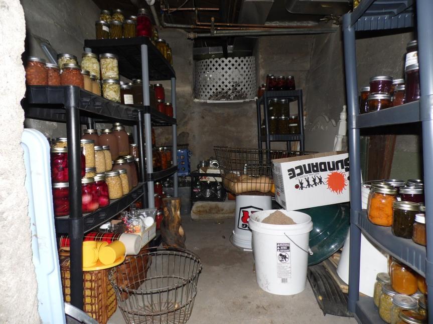 Hibernation for the Pressure Canner (and thefarmer!)