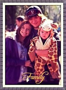 Thankful for Bret, Emily, and Maryjane