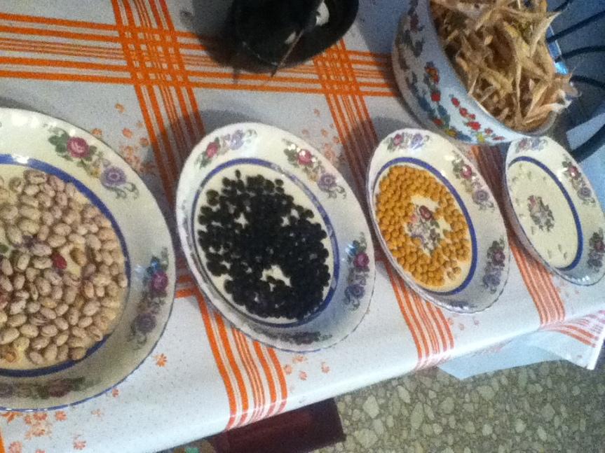 Winter Beans (a homesteadstaple)