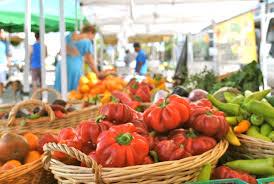 farmers market