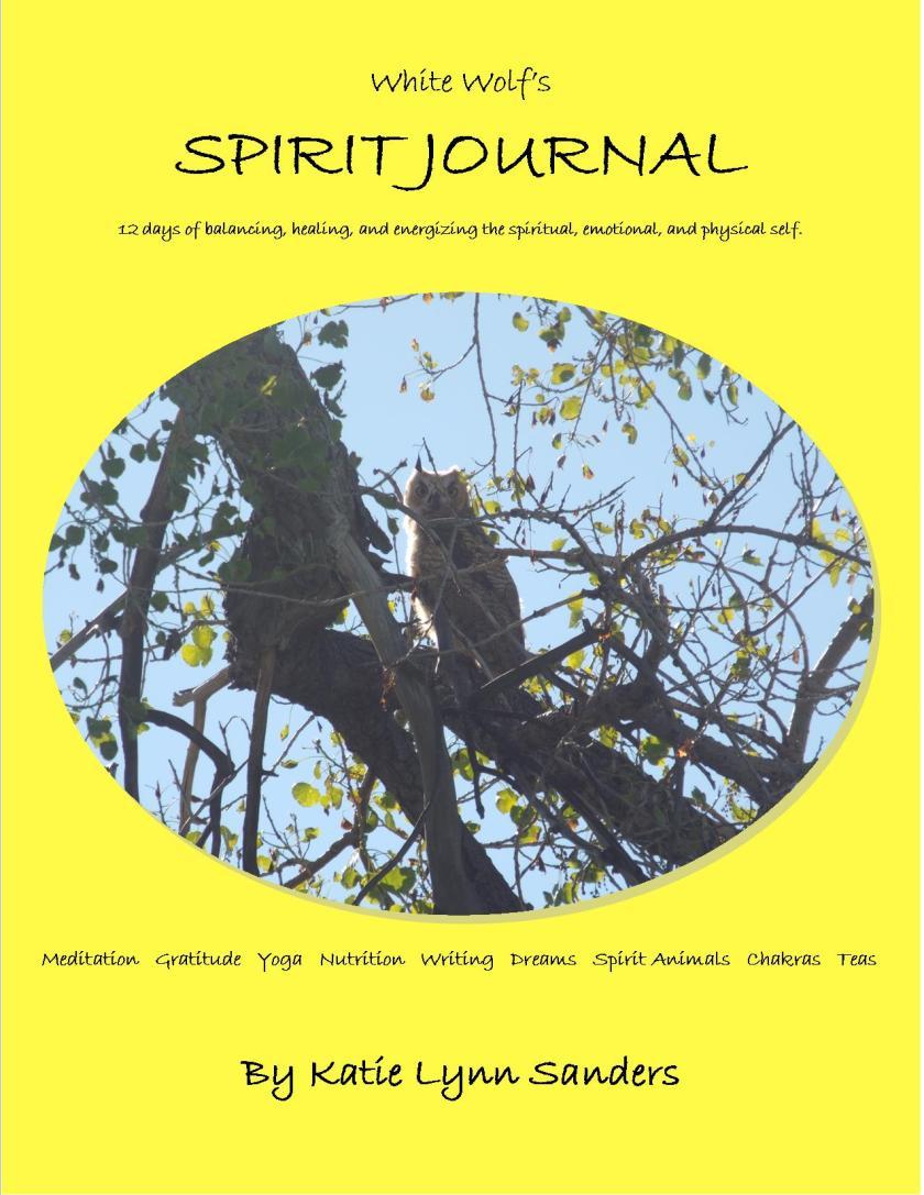 Spirit Journal Cover