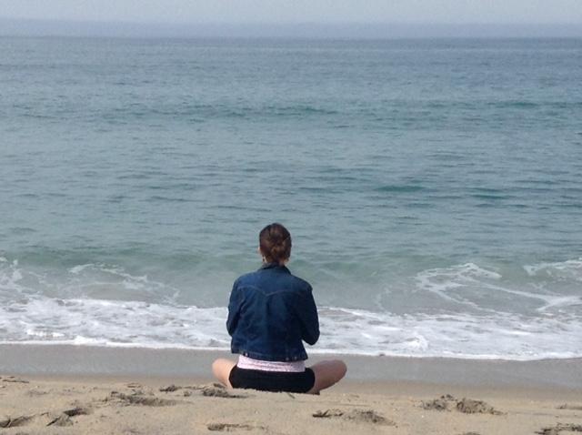 meditation beach 2