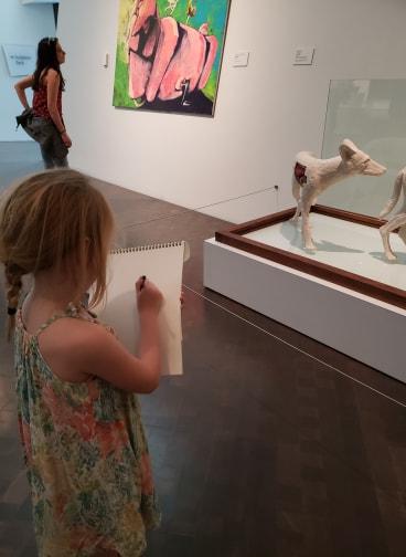 A Field Trip to the Denver ArtMuseum