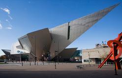 Daniel Libeskind Architect, Studio Libeskind and Davis Partnership