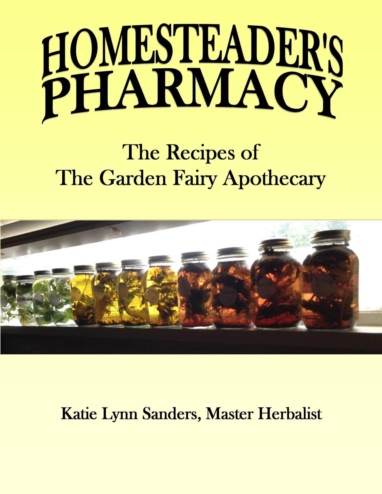 Homesteader's Pharmacy Cover